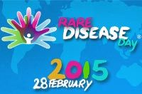 February 28, 2015 is Rare Disease Day. Go to www.healthaware.org for link to more information.