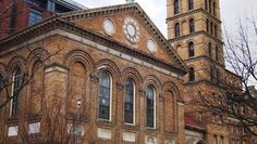 The Church of Art - http://art-nerd.com/newyork/the-church-of-art/