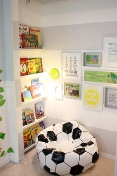 """Chase's New """"Big Boy"""" Room My Room - I reading nooks so much Reading Nook Closet, Closet Nook, Reading Nook Kids, Kid Closet, Corner Closet, Closet Ideas, Deco Kids, Book Nooks, Kid Spaces"""