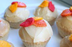 The Sweet Art: Salted Caramel Cupcakes Caramel Recipes, Fall Recipes, Fun Cupcakes, Cupcake Cakes, Cup Cakes, Fun Desserts, Delicious Desserts, Salted Caramel Cupcakes, Wordpress