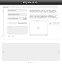 Free PSD UI Kits