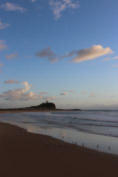 Lighthouse - Nobbys Beach, Newcastle NSW