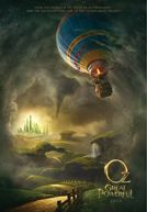 Oz the Great and Powerful. I am a true fan of the Wizard of Oz so seeing these previews...overwhelming!