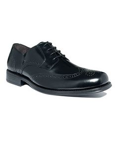 Johnston & Murphy Shoes, Atchison Wing Tip Oxfords - Mens Lace-Ups & Oxfords - Macy's