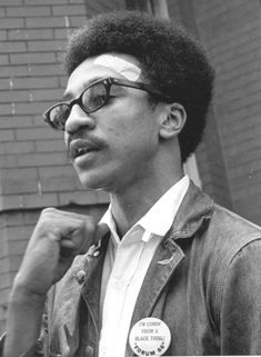 On May 12, 1967 H. Rap Brown succeeded Stokley Carmichael as chairman of the Student Nonviolent Coordinating Committee (SNCC). #TodayInBlackHistory