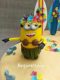 Sugarwhizz | Hawaiian Minion