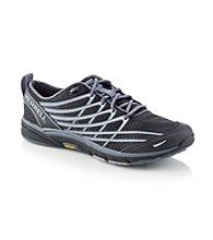 """Merrell® """"Bare Access Arc 3"""" Running Shoes - Black / Silver"""
