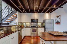 Nos vamos a una antigua fábrica en San Francisco para reflejar a la perfección todo el encanto de los loft y los espacios abiertos.
