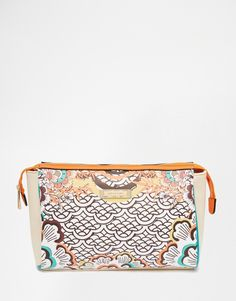 Buy River Island Retro Printed Wash Bag at ASOS. With free delivery and return options (Ts&Cs apply), online shopping has never been so easy. Get the latest trends with ASOS now. Retro Backpack, Wholesale Handbags, Retro Aesthetic, Wash Bags, Leather Handbags, River Island, Fashion Online, Shoulder Bag, Purses
