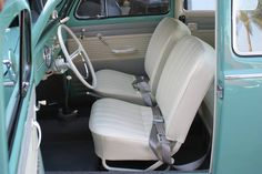 Original Style 1962-63 VW Beetle Interior and Upholstery