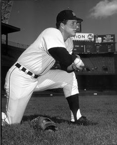 Photo of Mickey Lolich, he was the unexpected hero of the 1968 World Series.