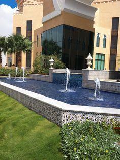 al mashreq boutique hotel in riyadh via جيران Riyadh Riyadh Saudi Arabia, Sidewalk, Patio, Boutique, Mansions, House Styles, Places, Outdoor Decor, Home Decor