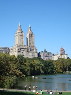 The San Remo (145 and 146 Central Park West) is a luxury co-operative apartment building in Central Park West, Upper West Side, NYC,  two blocks north of the Dakota building.