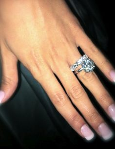 big wedding band - Big Wedding Ring