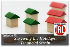 Free homeschool podcast about holiday finances. Join Fletch and Kendra as they sit down with friend and financial planner, Bill Kenoyer, for a discussion about living a gospel-centered life in the midst of the holidays. Don't miss it!
