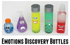 Emotions Discovery Bottles Tutorial