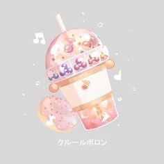 Cute Kawaii Drawings, Kawaii Art, Cartoon Drawings, Cartoon Art, Anime Witch, Marker Kunst, Marker Art, Pretty Art, Cute Art