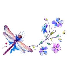 See Dragonfly Art Prints at FreeArt. Get Up to 10 Free Dragonfly Art Prints! Gallery-Quality Dragonfly Art Prints Ship Same Day. Watercolor Dragonfly Tattoo, Dragonfly Drawing, Small Dragonfly Tattoo, Dragonfly Wings, Dragonfly Painting, Dragonfly Silhouette, Watercolor Pictures, Free Art Prints, Flower Tattoos