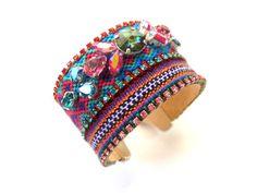 SALE++Swarovski+friendship+bracelet++by+distinguishedesigns,+$157.50