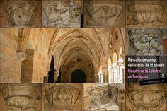 Pasea con nosotros por la catedral de Tarragona y descubrirás algunos significados y curiosidades que ocultan sus piedras ...