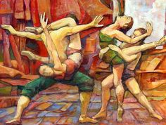 Choose your favorite ballroom dance paintings from millions of available designs. All ballroom dance paintings ship within 48 hours and include a money-back guarantee. Caravaggio, Dance Paintings, Landscape Paintings, Ballroom Dancing, Fine Art America, Wall Art, Sculpture, Google Search, Idea Paint
