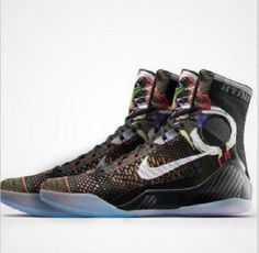 official photos 068a4 f1106 Nike Kobe 9 (IX) – First Look Nike Huarache, Nike Shox, Basketball