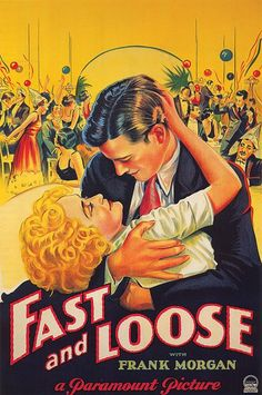 Fast and Loose (1930) movie posters