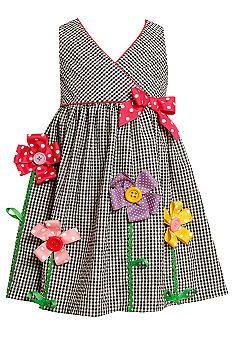 Seersucker Kids Dress Wear, Kids Outfits Girls, Toddler Girl Dresses, Little Girl Dress Patterns, Little Girl Dresses, Girls Fashion Clothes, Fashion Kids, Baby Dress Design, Kids Frocks Design