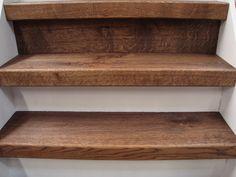 Best houten trap smeedwerk images floor home