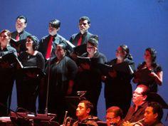 Bajos y Contraltos del Coro Arpegios