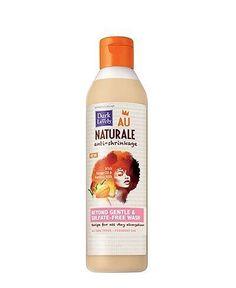 Au Naturale Champú Sulfate-Free Uso Frecuente Dark & Lovely Anti-encogimiento www.rizadoafroymas.es