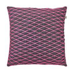 Un coussin en 45x45 cm et en 100 % polyesthère. Ce coussin de couleur noir d386a221c6f