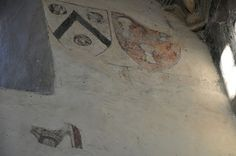 South Newington St Peter ad Vincula wall paintings north-east wall of nave -105