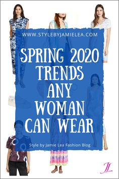 Spring 2020 Trends Any Woman Can Wear, What to Wear for Spring, What to Wear Over What to Wear for Trends Over Fashion Trends for any Age, Womens Fashion Trends for Spring, Top Trends for 2020 Spring Summer Trends, Spring Fashion Trends, Spring Style, Spring Summer Fashion, Spring Outfits, Winter Wardrobe Essentials, Wardrobe Basics, Ny Fashion Week, 50 Fashion
