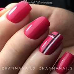 Luxury Nails – Great Make Up Ideas Fancy Nails, Pink Nails, Cute Nails, Holiday Nails, Christmas Nails, Nagel Stamping, Luxury Nails, Pretty Nail Art, Gel Nail Designs