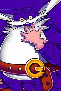 Big the Cat Big The Cat, Sonic Boom, Archie Comics, Freedom Fighters, Sonic The Hedgehog, Weird, Cute, Cartoons, Anime