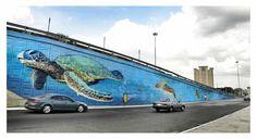 Duotag Graffiti Pintura en el distribuidor vial frente el Aeropuerto de Tampico. #Tampico #Madero #Altamira #Tamaulipas #Mexico #Graffiti #Arte #ArteUrbano ======================== Start Earning Money Right Now! www.VTOpportunity.com ========================