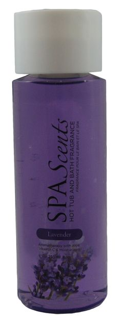 Liquid by SpaScents Hot Tub Bath Fragrance 1 Lavender ** Find similar products by clicking the VISIT button Hot Tub Accessories, Aloe, Aromatherapy, How To Find Out, Moisturizer, Lavender, Perfume Bottles, Fragrance, Bath
