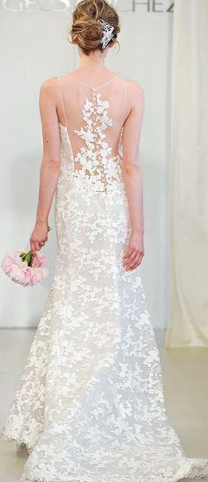 Angel Sanchez's 2014 bridal collection