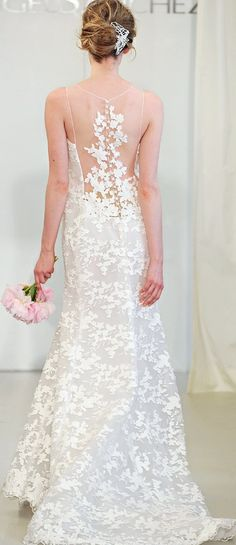 Angel Sanchez's 2014 bridal collection