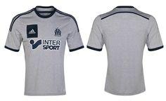 Olympique de Marseille Away Kit