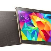 Samsung has launched two new high-end tablets. The Galaxy Tab S 8.4 and 10.5 have very similar specifications and mainly differ in screen size. Both devices offer high-resolution SuperAMOLED displays with 2560x1600 pixels. Samsung's earlier Tab Pro m.. I want one!