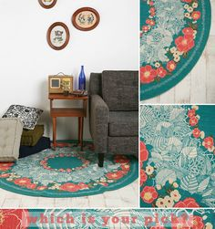 from 2.bp.blogspot.com. Love the rug and the chair.