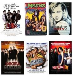 Kevin Smith movies