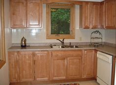 Kitchen Transformation - From 70s to the Present