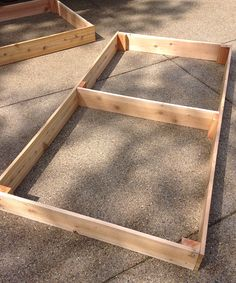Make a raised bed in 20 minutes or less