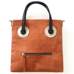 Etta-May leather tote. Constance Roe, Melbourne.