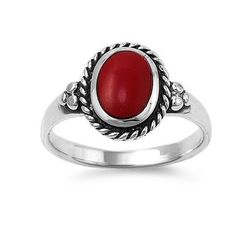Red coral <3