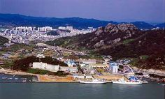 Mokpo, South Korea - I loved living here.
