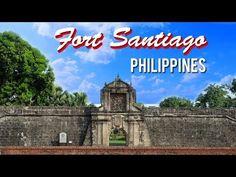 Intramuros Manila Philippines Tour - It's More Fun in the Philippines 2019 ??? | Minami Oroi Fort Santiago, Jose Rizal, Intramuros, Museum Displays, Manila Philippines, Spanish Colonial, Historical Sites, World War Ii, More Fun